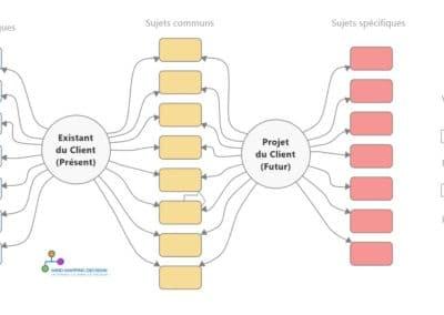 Mind Mapping (Carte à Bulles): Pour Aider Le Client A Se Projeter