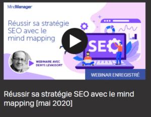 Mind Mapping pour le SEO avec MindManager 2020