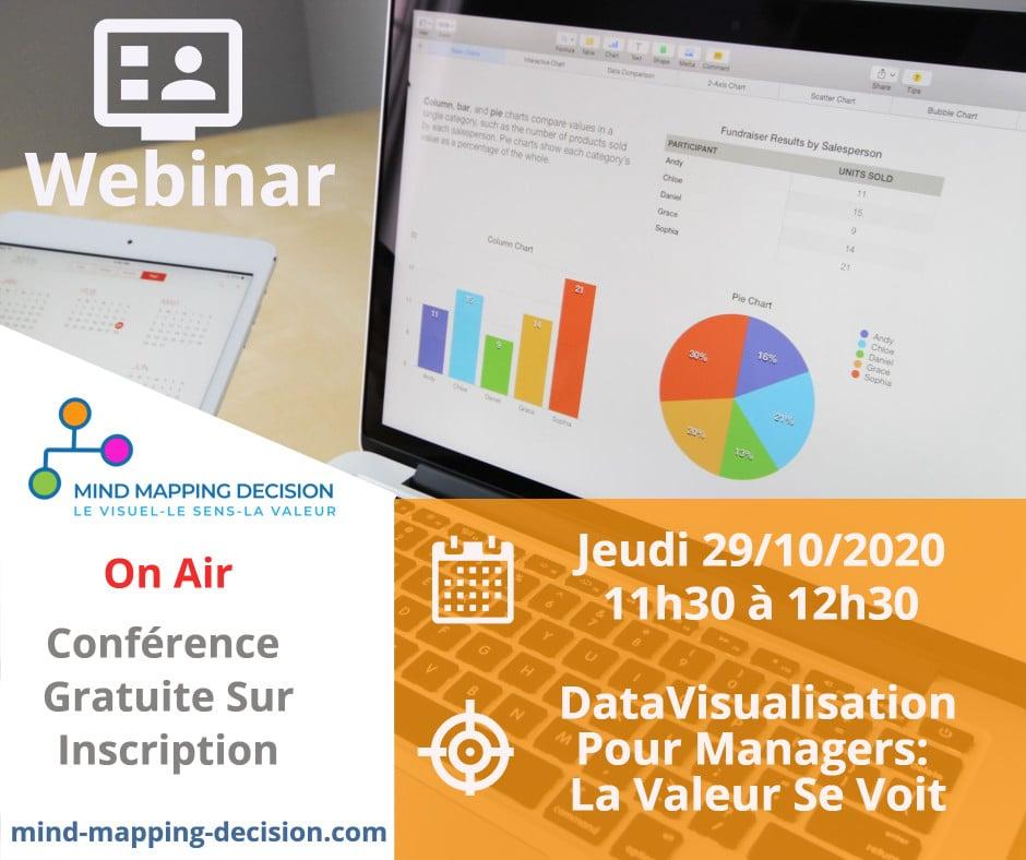 Webinar Mind Mapping Decision Datavisualisation Oct 2020