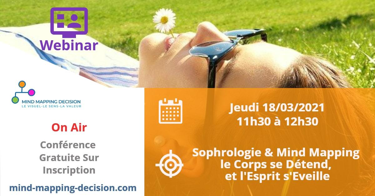 Sophrologie et Mind Mapping Le Webinar Corps Esprit