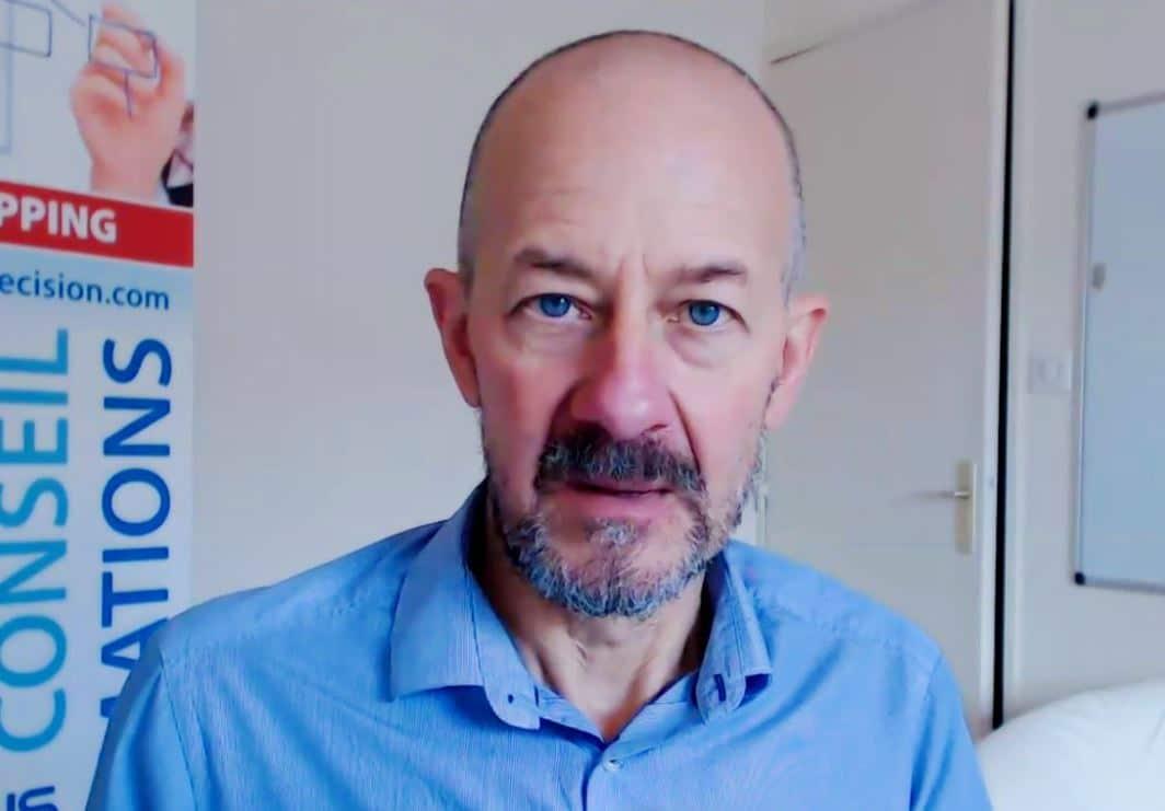 Denys LEVASSORT fondateur Mind Mapping Décision et Formateur Mind Maps