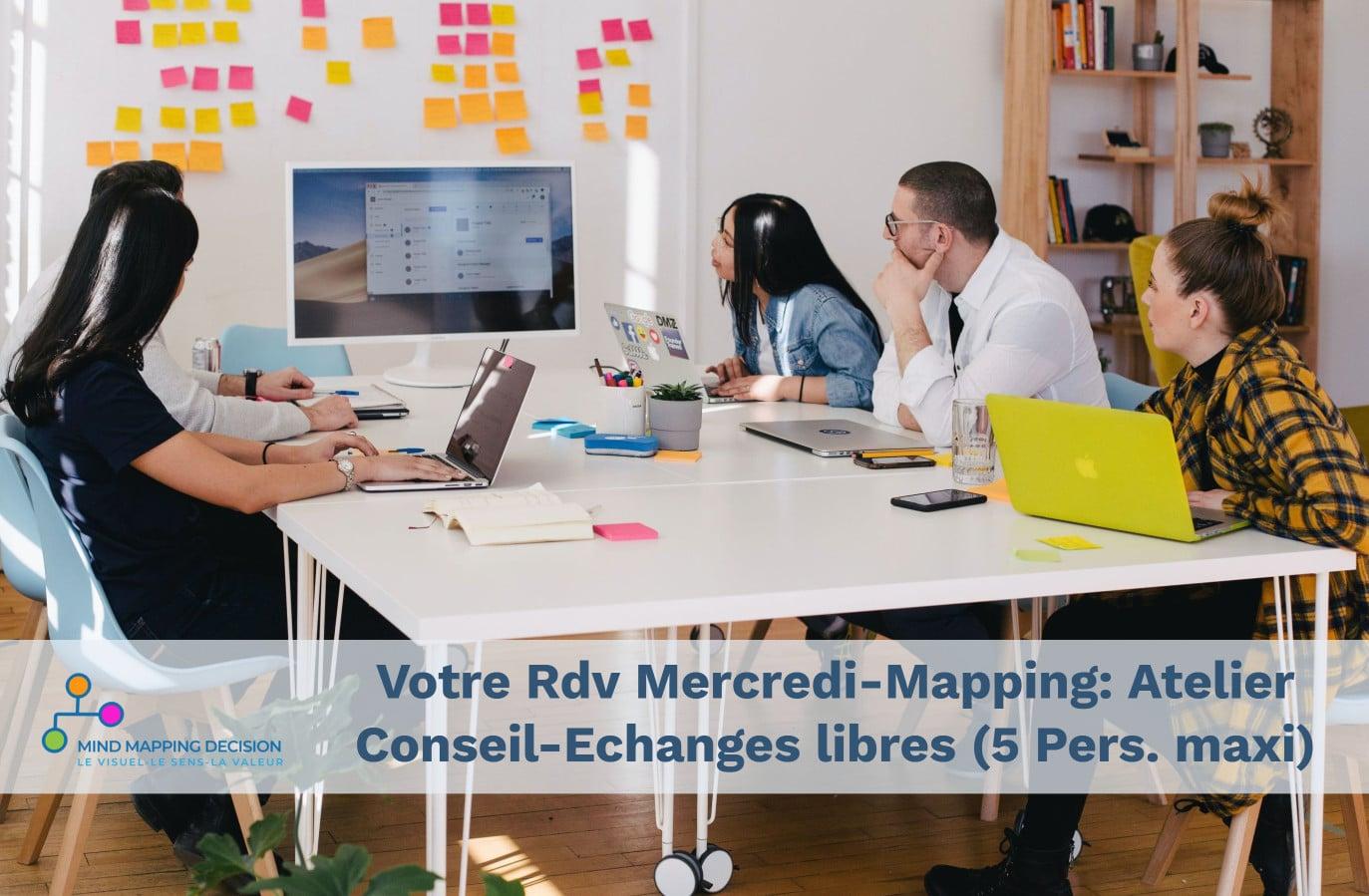 Atelier Mind Maps Gratuit Mind Mapping Décision