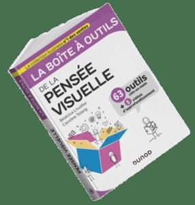 Livre Boîte à Outils Pensée Visuelle et Mind Mapping Denys LEVASSORT